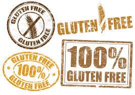 gluten free signs