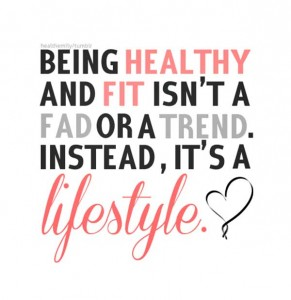 healthy quote